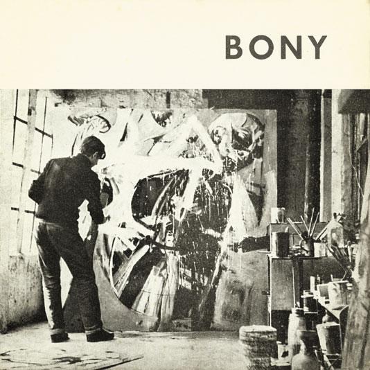 1964-Bony,-Galería-Rubbers