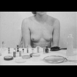 El maquillaje, 1966. Serie Fuera de las formas del cine